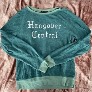 Wildfox Hangover Central Pullover